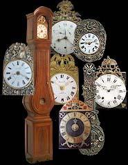 Comtoise Clocks Horloge Comtoise Morbiers Comtoise Klokken