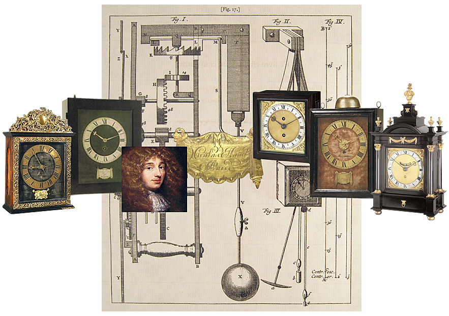 Early pendulum clocks