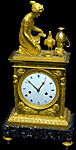 Antique Pendules or Mantel Clocks (all periods)