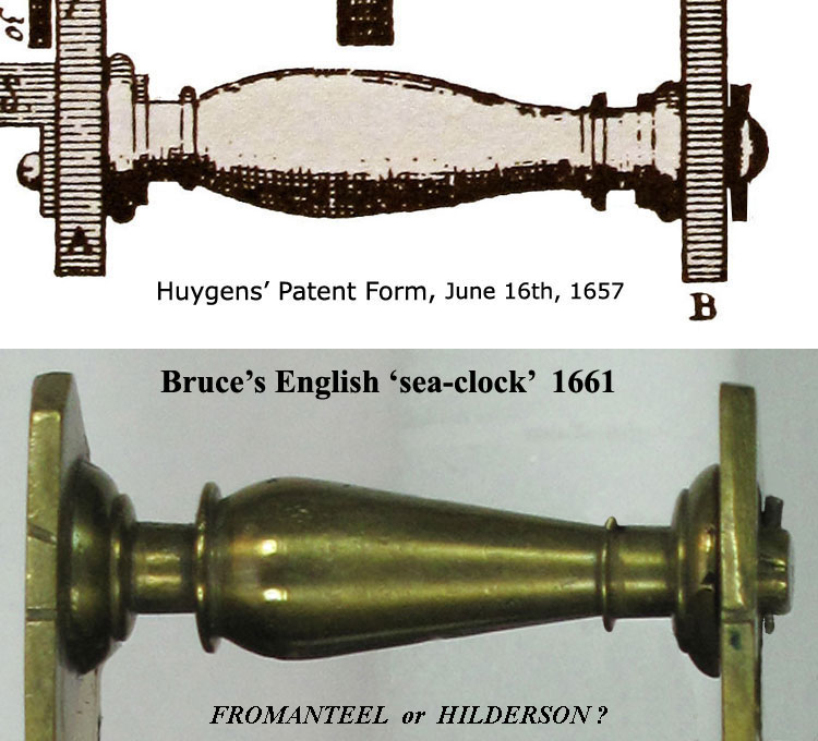 original maritime 1661