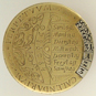 German brass/silvered calendarium perpetuum