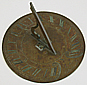 102. A FINE SCOTTISH HORIZONTAL SUNDIAL, signed 'A,, Adie Edinburgh', circa: 1822-1835.