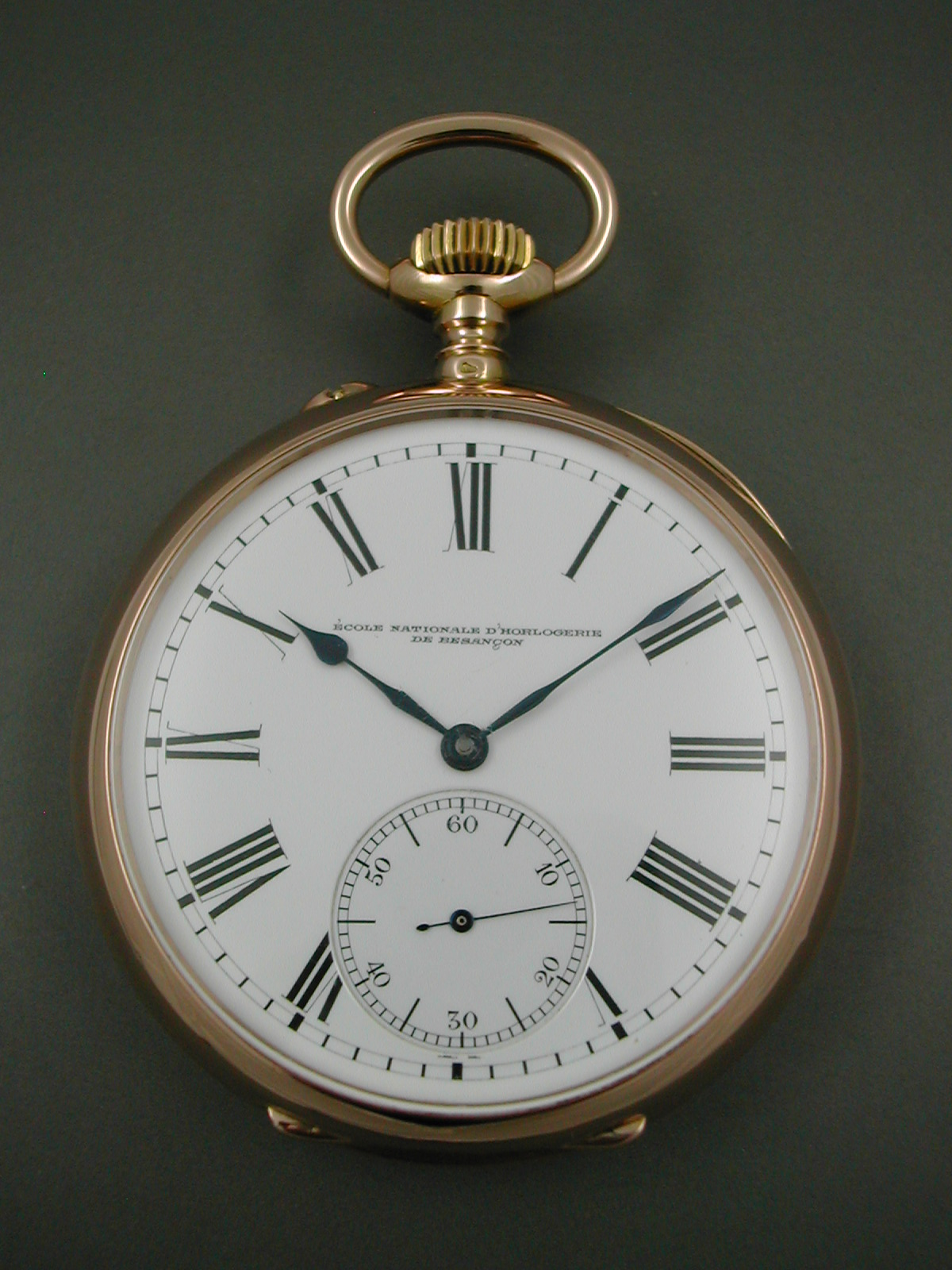 National Horology School Becanson France