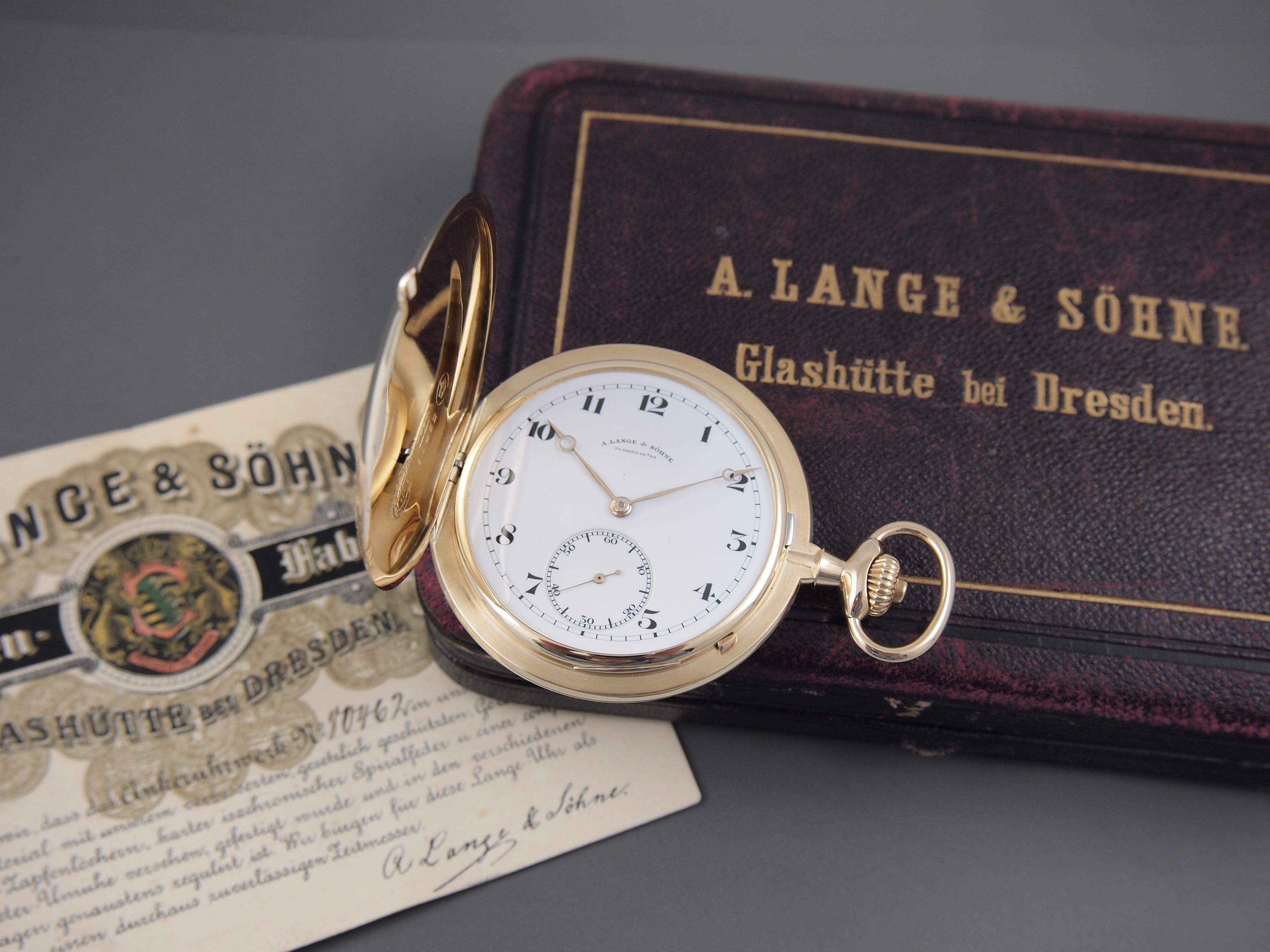 A. Lange & Soehne