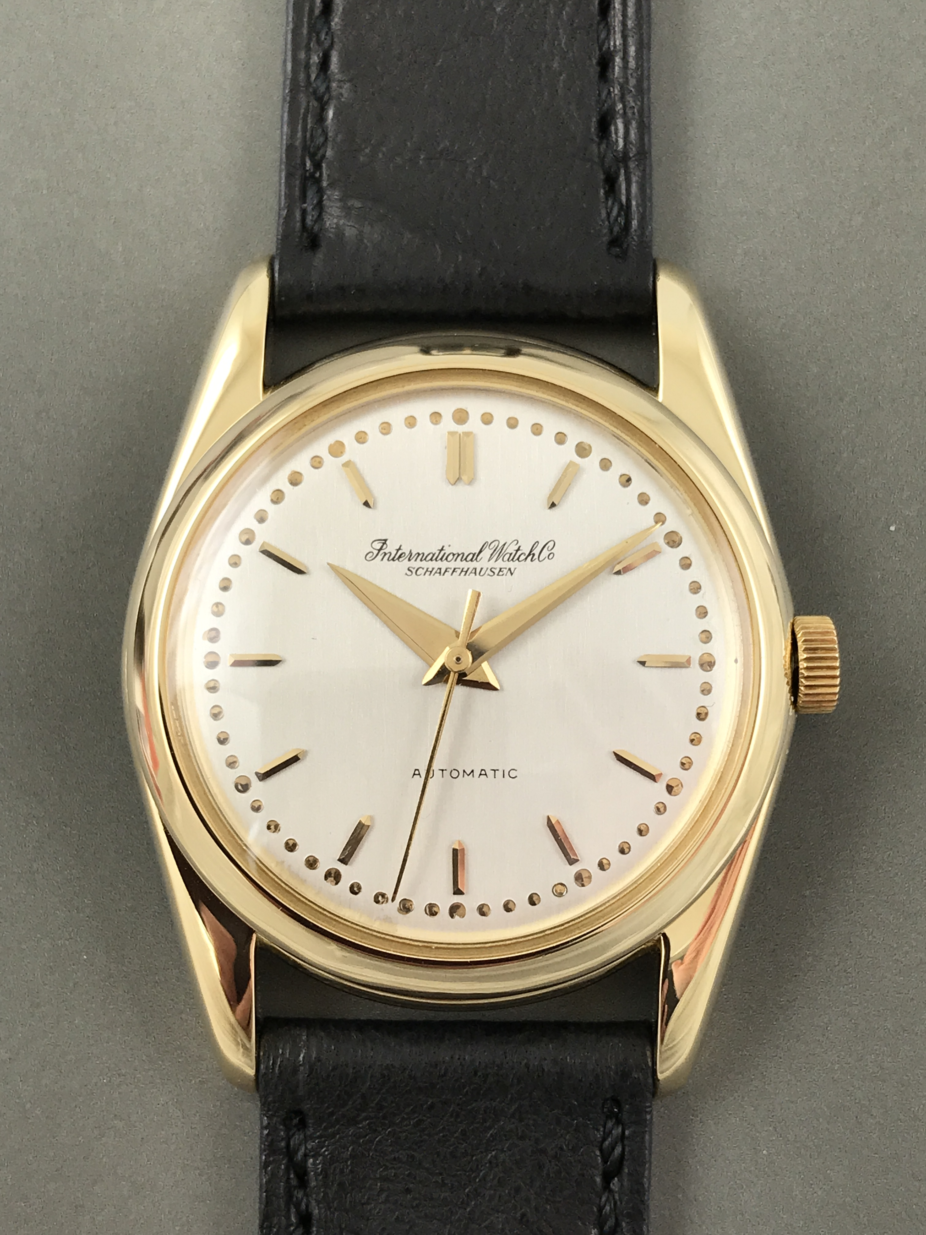 IWC Automatic 18ct gold