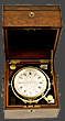 T. S. & J. D. NEGUS, 100 WALL STREET, NEW YORK, NO. 582. A GOOD SMALL ROSEWOOD CASED 2 DAY CHRONOMETER. CIRCA 1872.