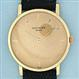 Patek Philippe 18K gold ultra thin vintage wrist watch