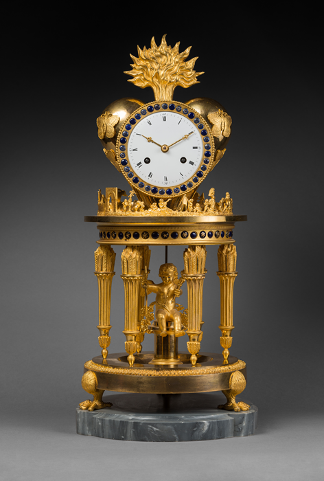 Case Attributed to Jean-Simon Deverberie (1764 - 1824)