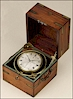 A rare early 19th century 8-day marine chronometer by Westwood of London.