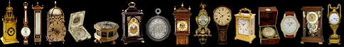 Antique Clocks Watches and Barometers.